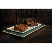 Kara Indulgent Chocolate Brownie 3 x 5 x57g