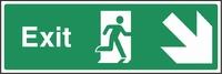 Emergency Escape Sign EMER0014-0362