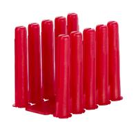 Plug Systems TP2 Rawlplugs Red