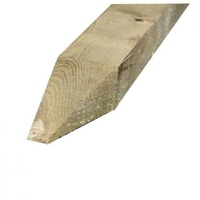 "POST SQUARE TREATED 3"" x 3"" x 8FT (1155B) NON POINTED"