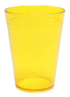 15Cl Tumbler Trans Yellow - Copolyester