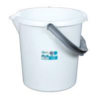 Casa 16L Bucket White
