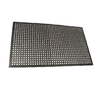 Black Rubber Ramp Mat, 0.9m x 1.5m