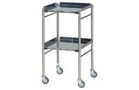 Steel Instrument Trolley (18x18)