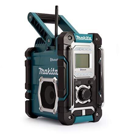 Makita Dmr108 220V Bluetooth Site Radio