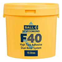 F40 Hi-Tack Release Adhesive