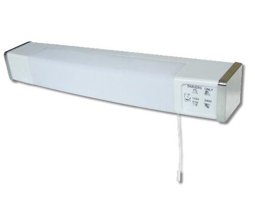60w Single Voltage Shaver Light