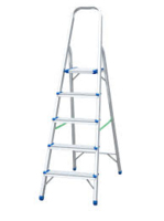 5 TREADS ALUMINIUM STEP LADDER