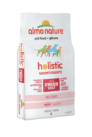 Almo Nature Holistic Large Adult Dog  - Beef & Rice 12kg