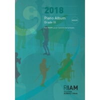 RIAM 2018 Piano Album 2018 Grade 3