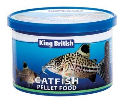 King British Catfish Pellets 65g x 6