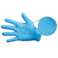 Bodytech Nitrile Diamond Grip Gloves