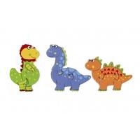 Puzzle Mini Set Dino.