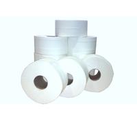 Mini Jumbo Toilet Rolls (Bale 12)