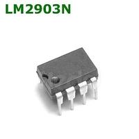 LM2903N | NATIONAL SEMICONDUCTOR