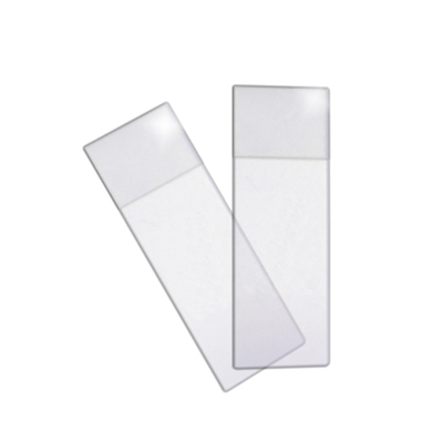 Microscope Slides Single Frosted with ground edge 76x26x1mm (50)