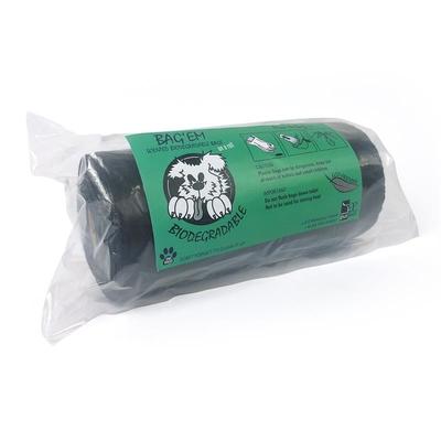 BAG'EM Waste Bags Biodegradable on a Roll (200)