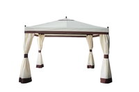 3M Deluxe Gazebo With Side Walls