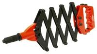 ROLSON 44429 LAZY TONG RIVETER C/W 3.2, 4, 4.8, 6, 6.4mm TIPS