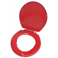 Premium Stability Toilet Seat