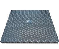 "Manhole Cover & Frame Galvanised 457x457mm 18x18"" 5ton"