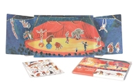 Magnetic Game Circus (Order in 2's)