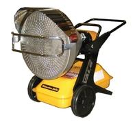 VAL 6 EPX Infrared  Diesel/Kerosene Heater