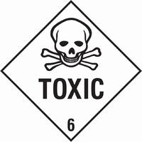 Dangerous Substances Sign DANG0009-0294