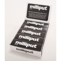 Milliput Epoxy Putty - Black