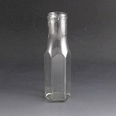 250ml Hexagonal Bottle