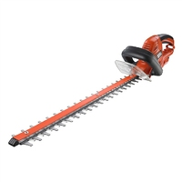 BLACK & DECKER CORDED 60CM HEDGETRIMMER 600W