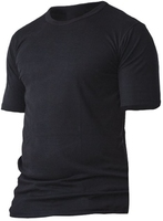 Mens 100% Merino Short Sleeve Baselayer Top