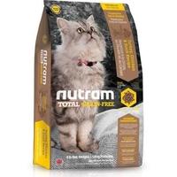 T22 Nutram Total Grain Free Cat - Turkey Chicken & Duck 6.8kg
