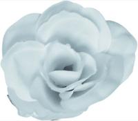 Artificial Flower Rose - White