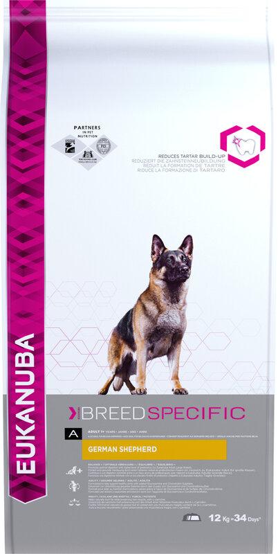 Eukanuba German Shepherd 12kg