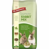 Mr Johnson's Supreme Rabbit Mix 15kg [Zero VAT]