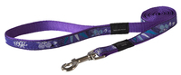 Rogz Purple Forest Large (Beach Bum) Lead 1.4m x 1