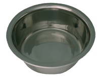 "Dog Life Stainless Steel Bowl 9¾"" x 1"