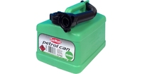 CARPLAN PETROL CAN GREEN 5LTR (UNLEADED)