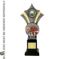27cm Blaze Trophy (Ant Silver)