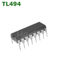 TL494 | TI ORIGINAL SWITCHING CONTROLLERS PWM CONTROLLER