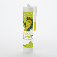 GEKKO STIKKSAFE 60 ALL PURPOSE ADHESIVE 300ml