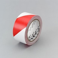 Ror Gaffa Tape Hazzard RED/WHITE