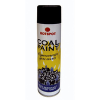 Hot Spot Coal Paint Aerosol 300ml