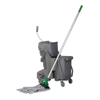 Microfibre Kentucky mop starter kit