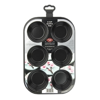 Tala Non-Stick 6 Cup Muffin Tray, 26.5cmx18xcm