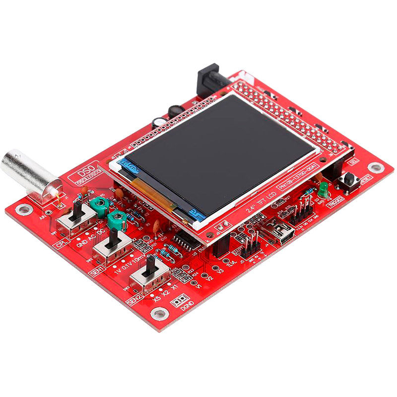 Oscilloscope DSO138 Board