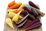 Box Mixed Chantenay Carrots