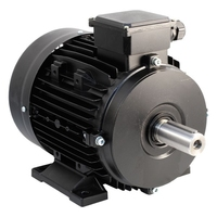 CLARKE 10Hp Air Compressor Motor 400v  6430486