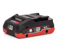 Metabo Battery 4.0Ah Li-HD (Single)